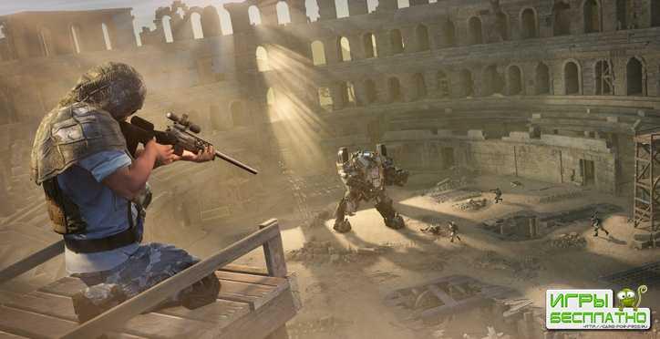 Стартовало закрытое бета-тестирование Warface на PS4