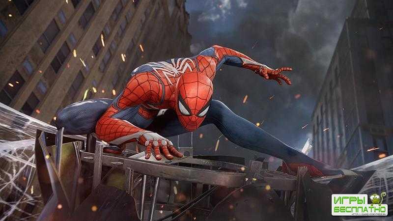 Spider-Man - 19 минут геймплея нового эксклюзива для PlayStation 4