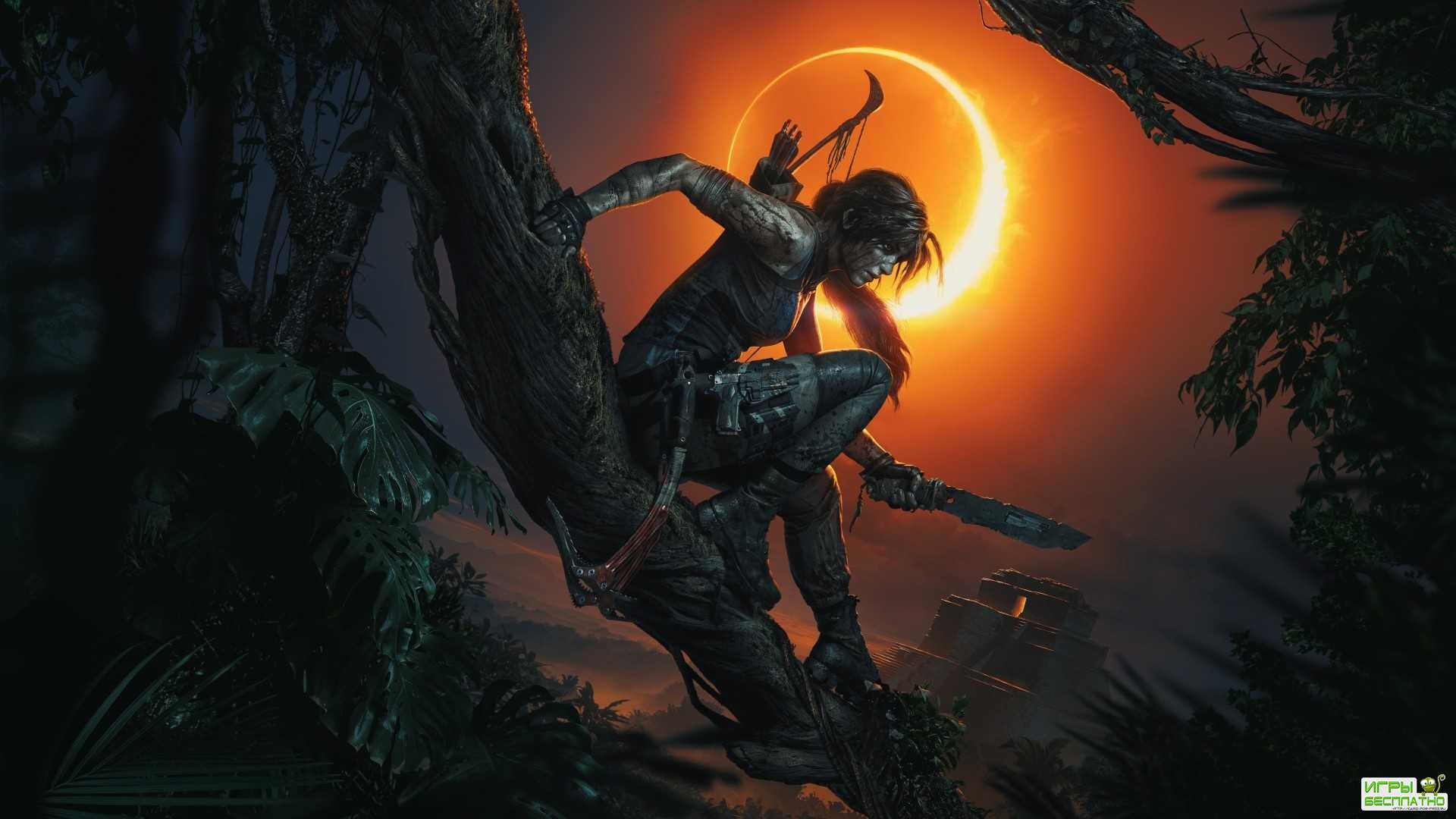 Подробности о завершении приключений Shadow of the Tomb Raider