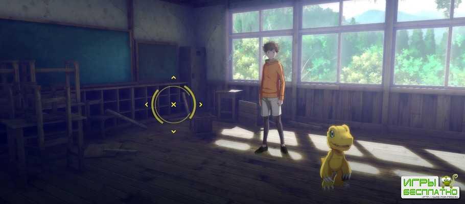 Трейлер с анонсом Digimon Survive для PlayStation 4