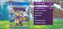 Spyro Reignited Trilogy выйдет не только на PS4