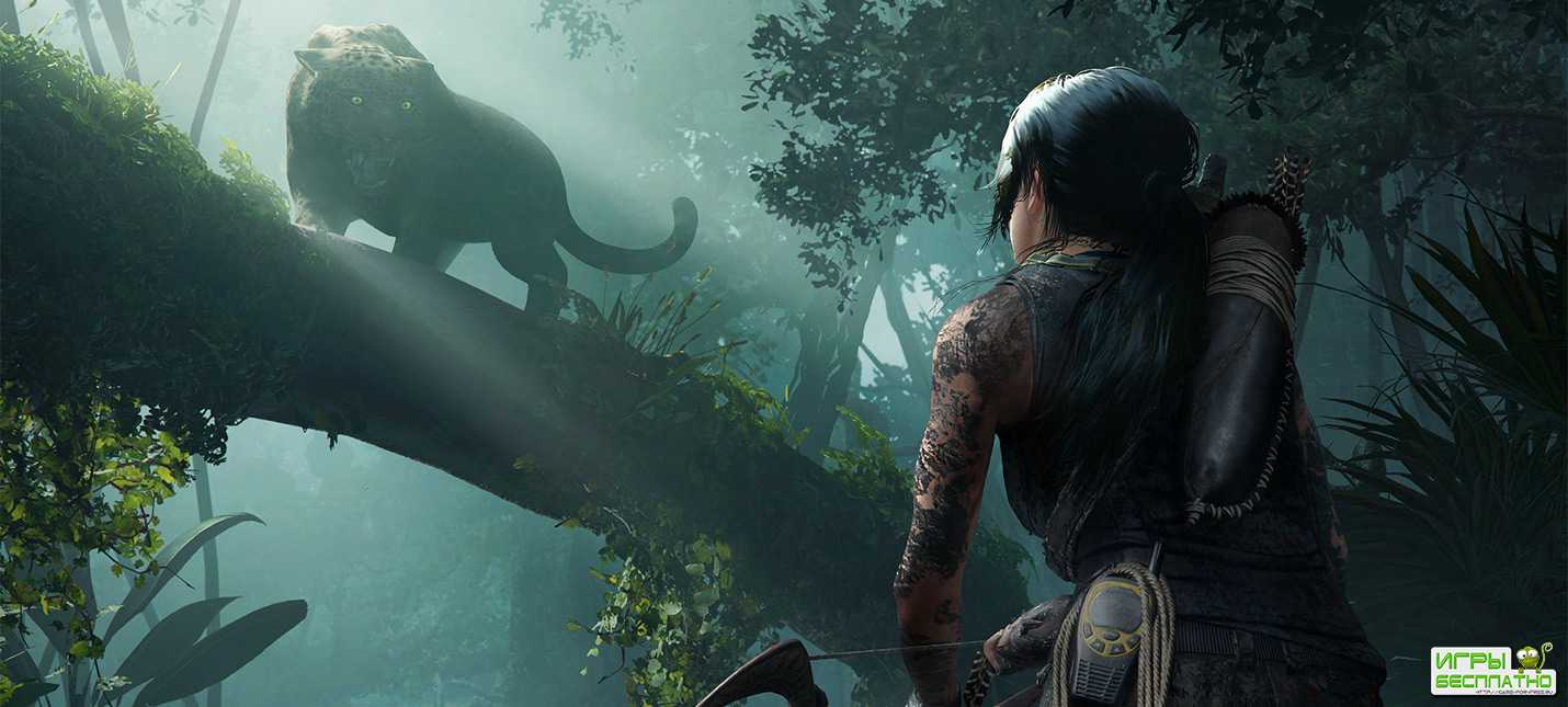 Новый трейлер Shadow of the Tomb Raider посвящен миру игры