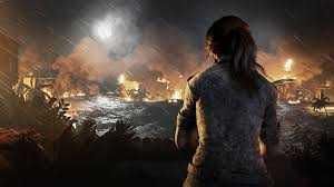 Shadow of the Tomb Raider - первые 15 минут геймплея