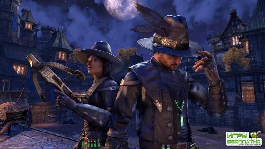 The Elder Scrolls Online временно станет бесплатной