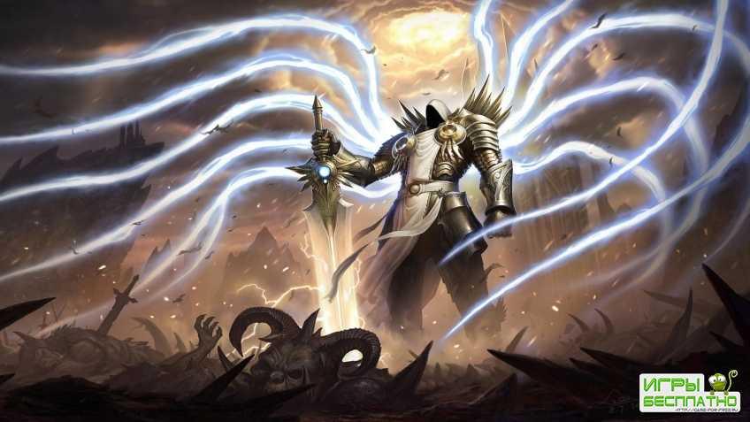 Новую Diablo представят в этом году