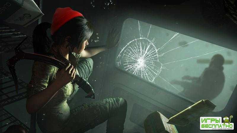 Shadow of the Tomb Raider - подводное выживание в новом коротком трейлере игры Eidos Montreal
