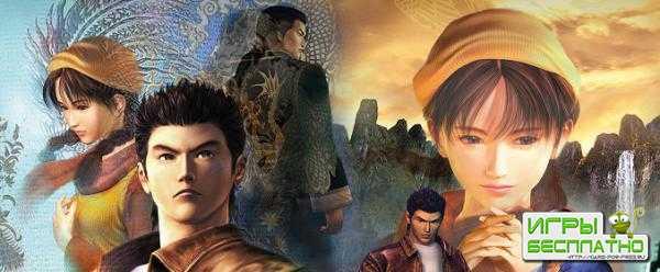 Shenmue - Sega представила новый трейлер ремастера, посвященный персонажам