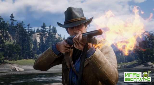 RDR против RDR II - эволюцию графики вестерна от Rockstar показали в новом видео
