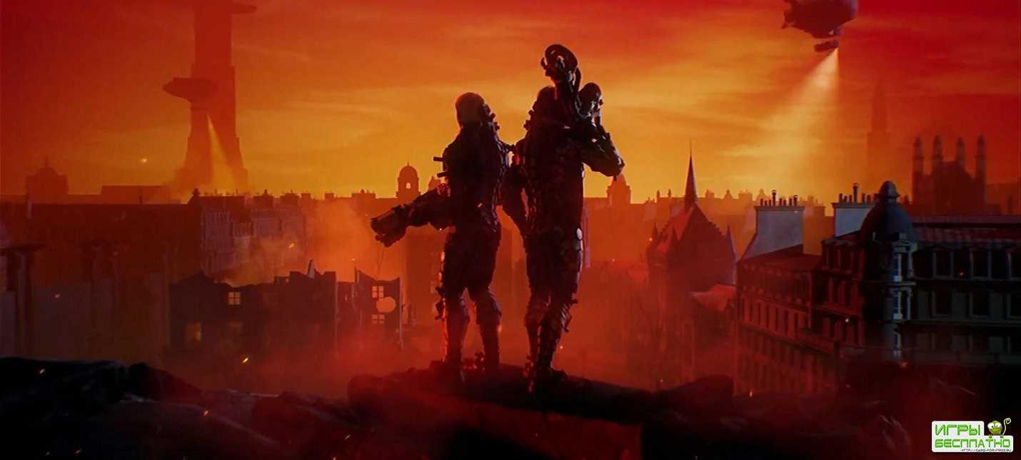 Зачем кооператив в Wolfenstein: Youngblood?