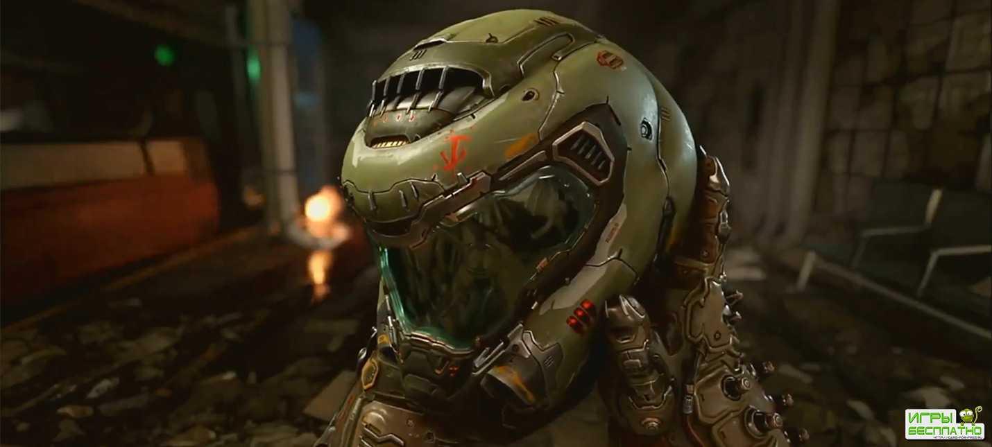 Главный герой в Doom Eternal сильнее и быстрее, чем раньше