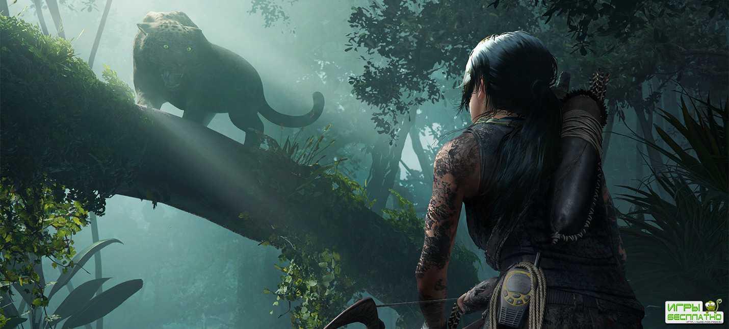 40 минут нового геймплея Shadow of the Tomb Raider