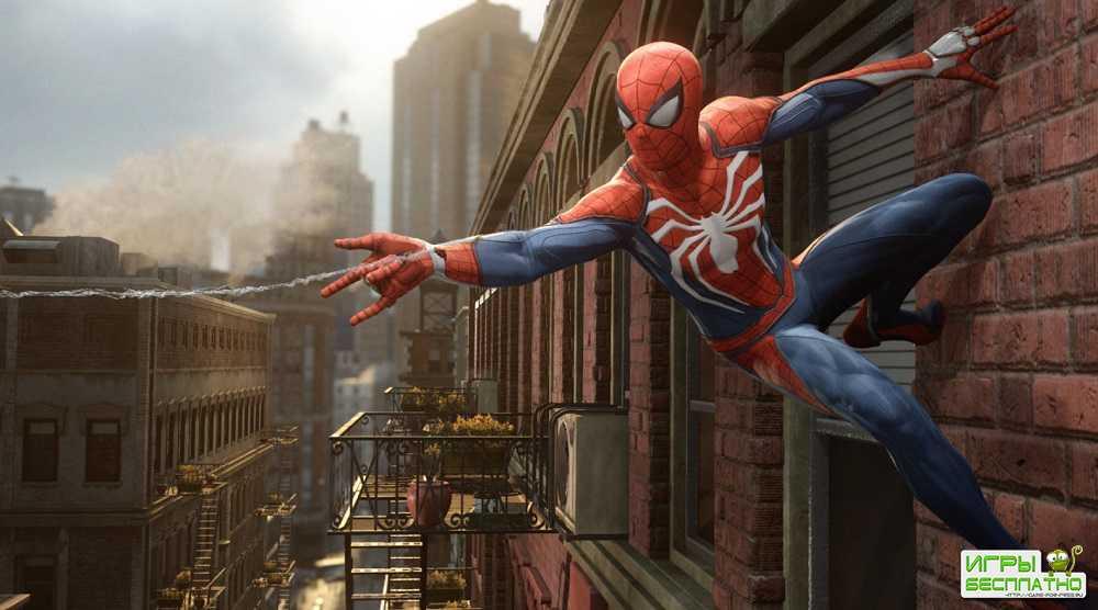 Посмотрите, как изменилась графика Marvel's Spider-Man от Insomniac за год!