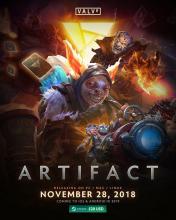 Artifact - названа цена и дата выхода новой игры Valve
