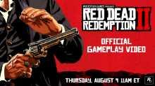 Мировая премьера игрового процесса Red Dead Redemption 2 состоится завтра