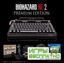 Resident Evil 2 - Capcom анонсировала премиальное издание ремейка за 65,000 рублей