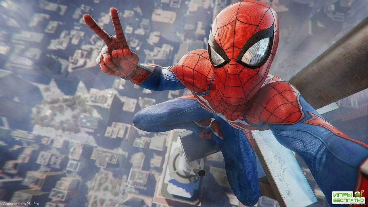 Пресса восхваляет Marvel's Spider-Man