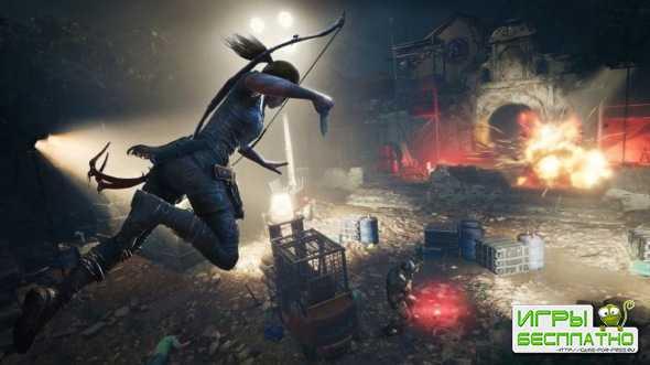 Shadow of the Tomb Raider будет похожа на классические игры серии