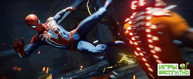 Marvel похвалила Spider-Man от Insomniac Games