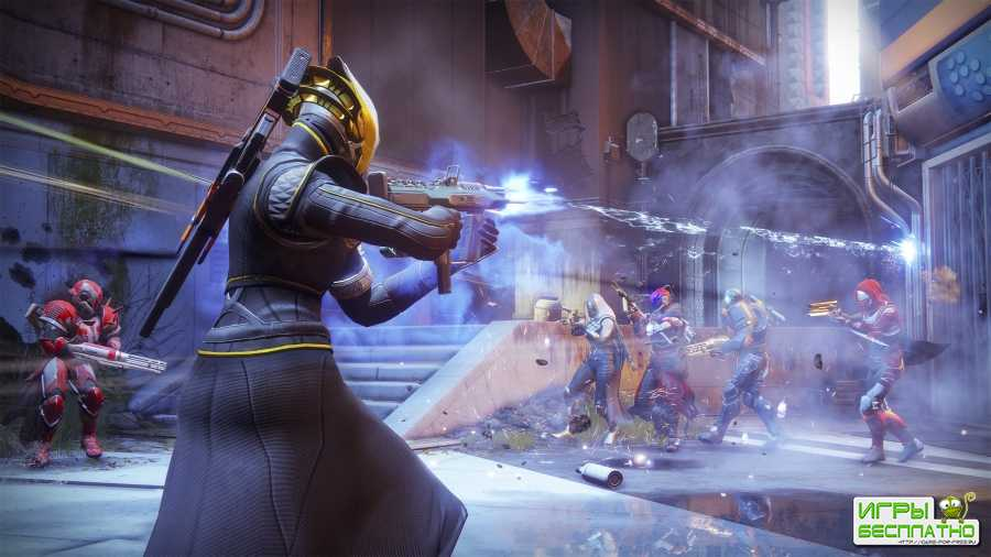 Destiny 2: Forsaken получает высокие оценки в западной прессе