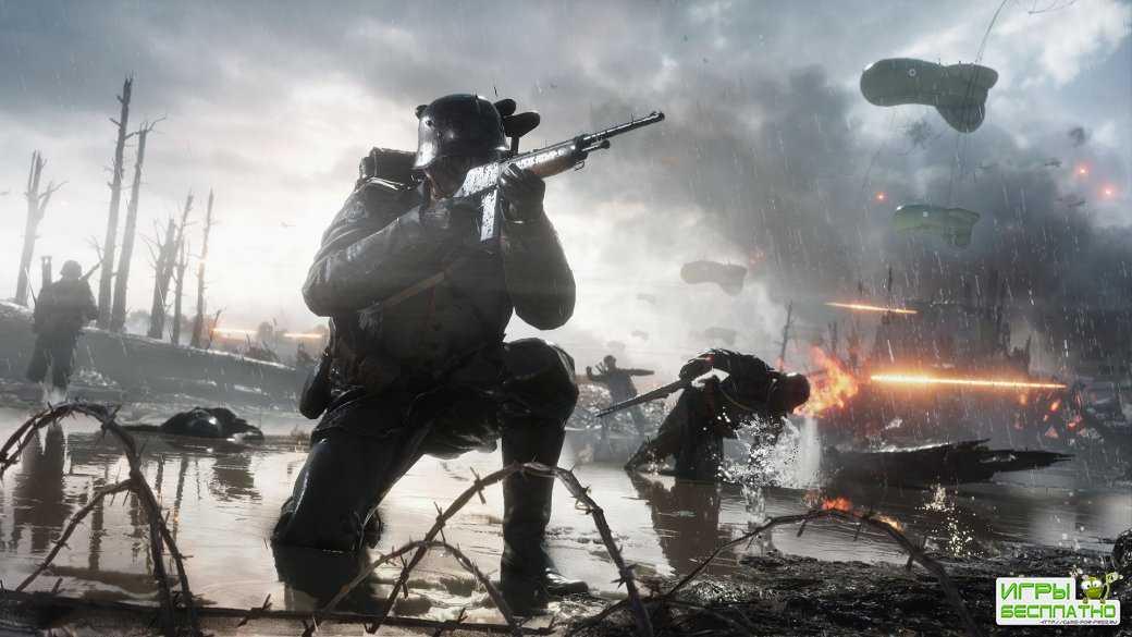 ЕА раздает дополнение к серии Battlefield
