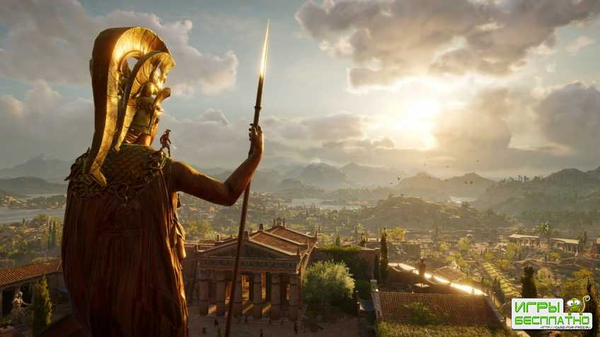 Assassin's Creed Odyssey - полноценная РПГ