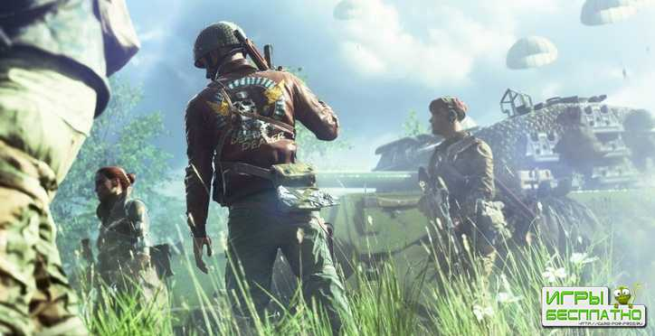 В Battlefield 5 появится карта, совмещающая три вида боя