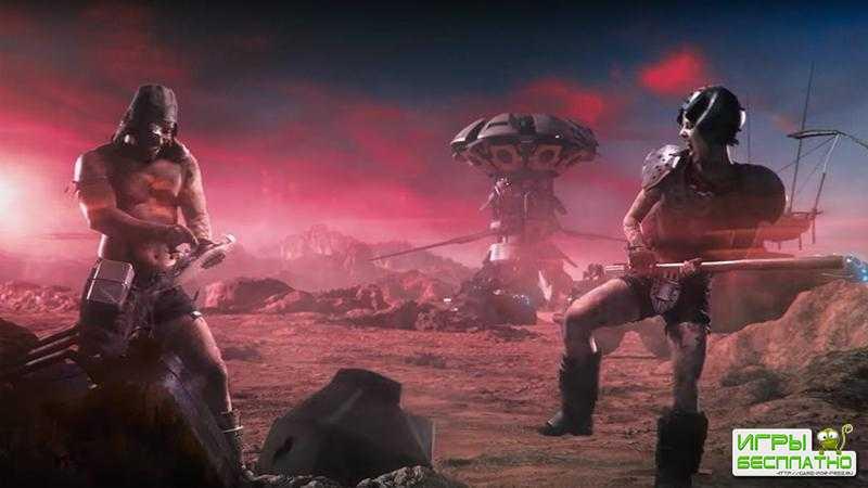 Появился первый геймплей Remnant: From the Ashes