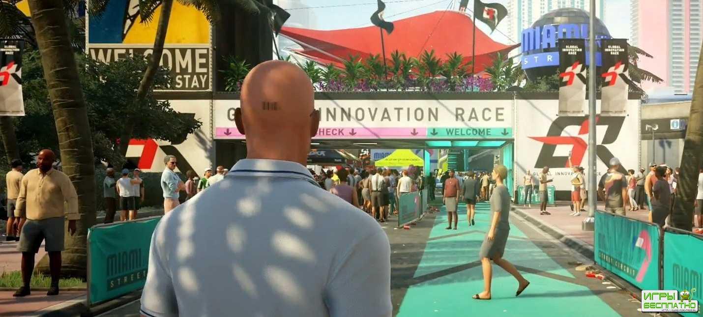 Hitman 2 получила серьезный апгрейд в сравнении с первой частью