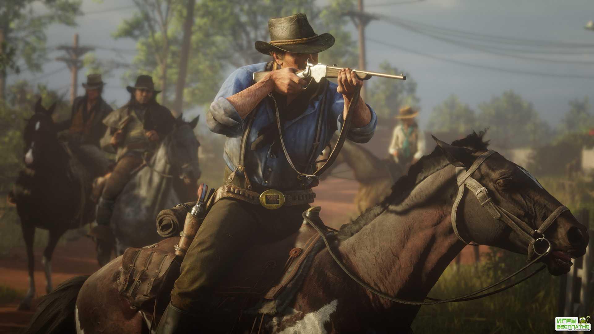 Что думает пресса о Red Dead Redemption 2