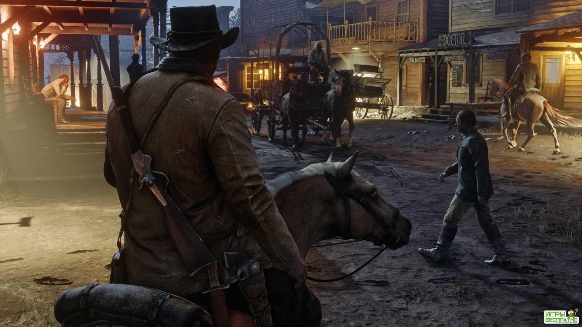 Rockstar не исключает выпуск Red Dead Redemption 2 на PC