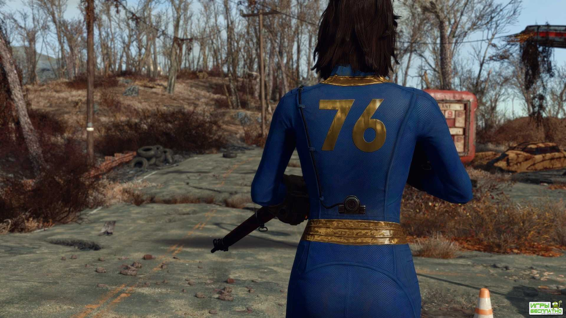 Новые подробности Fallout 76