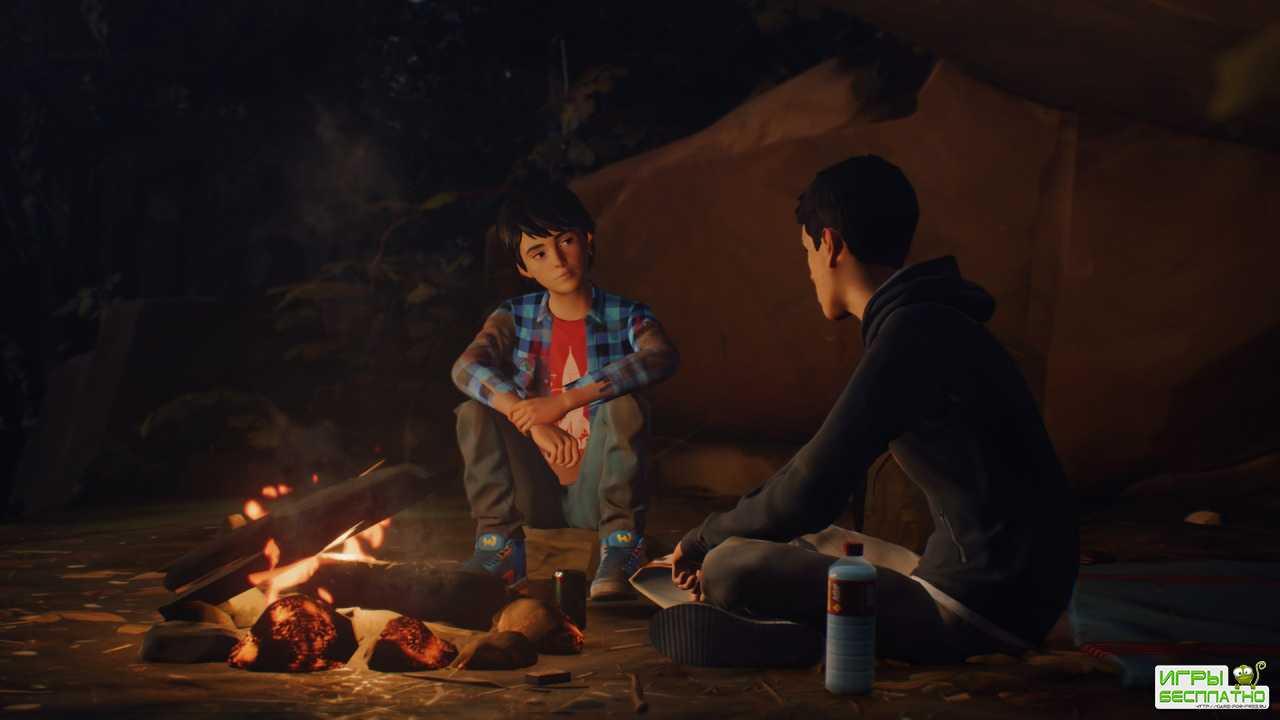 Life is Strange 2 - состоялся показ нового геймплея