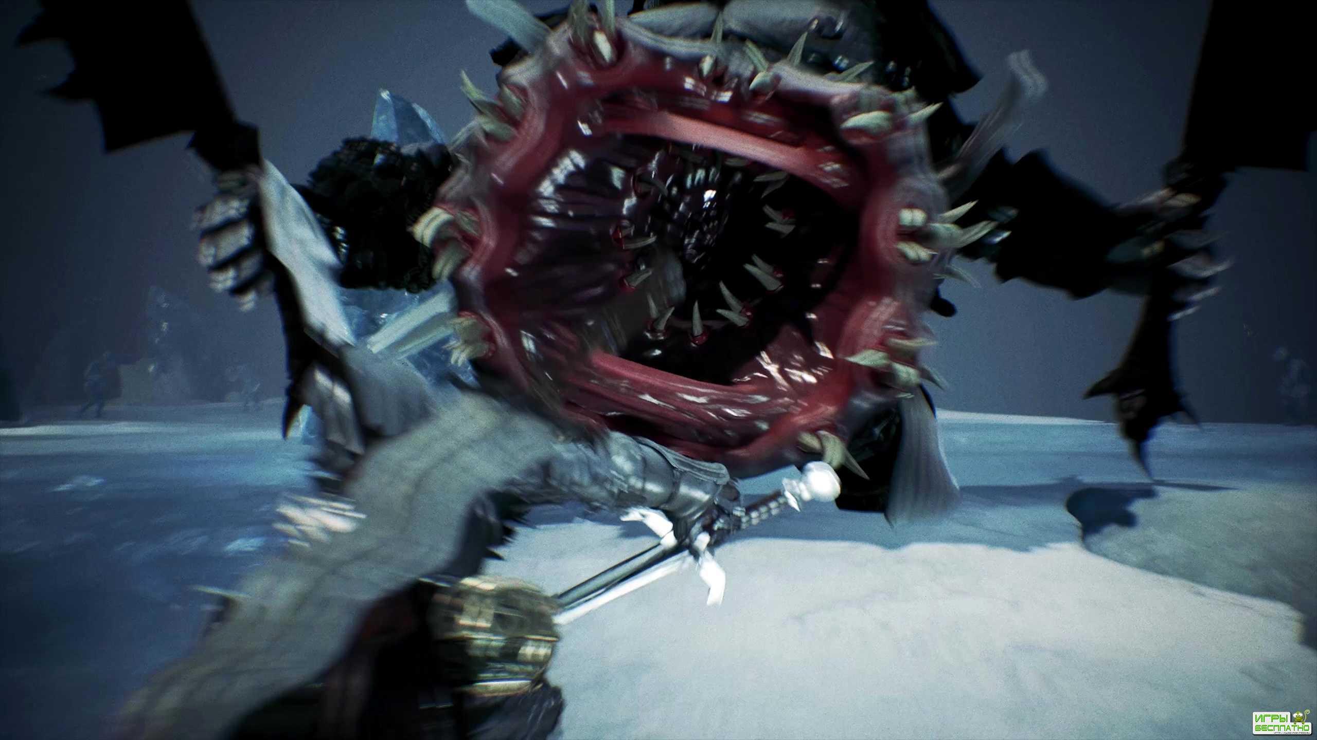 Хардкорная экшен-RPG Sinner: Sacrifice for Redemption выйдет в октябре