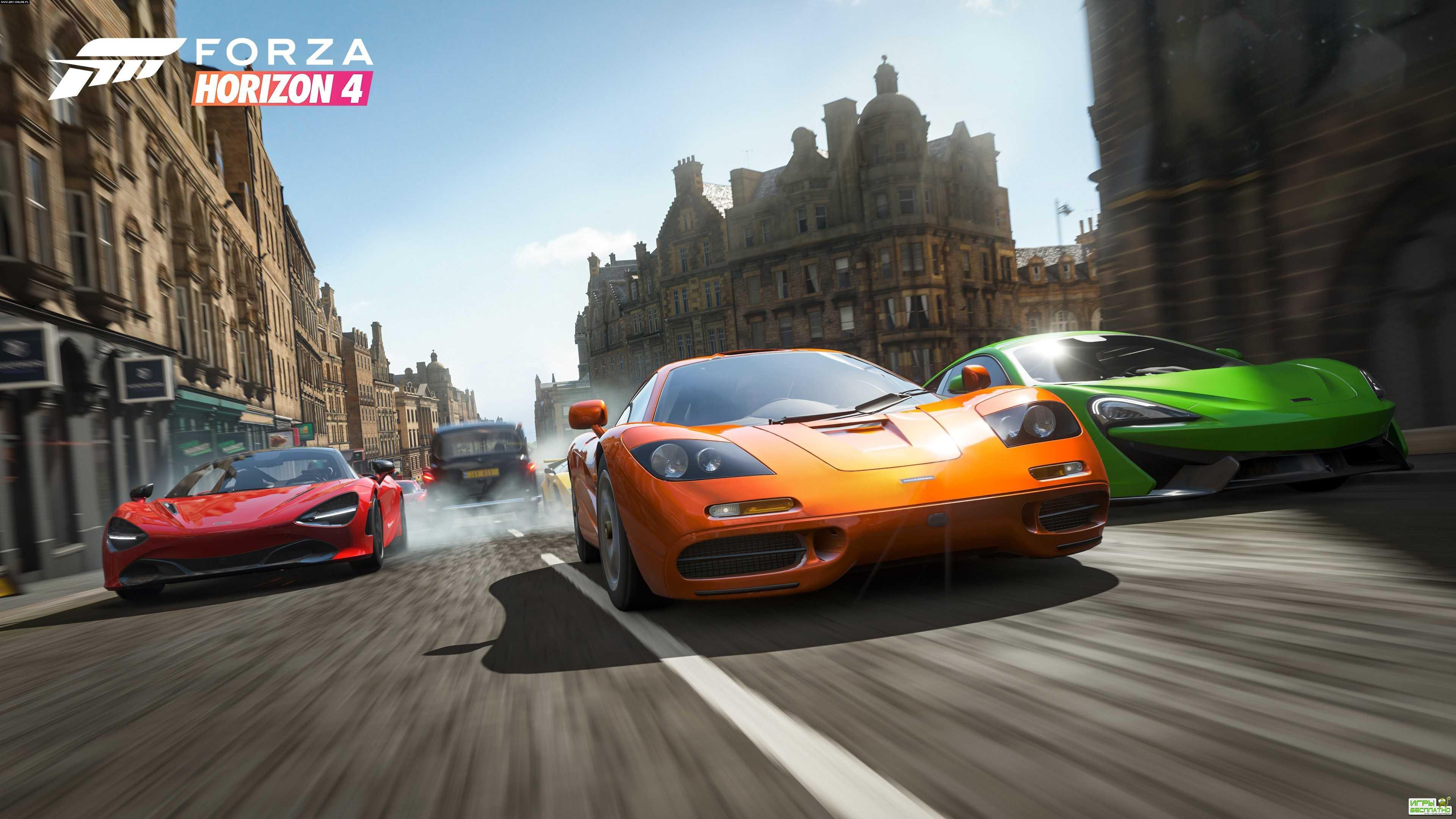 Digital Foundry провели технический анализ Forza Horizon 4