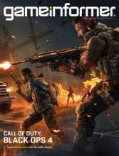 Call of Duty: Black Ops IIII украсил обложку октябрьского номера Game Informer