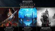 Что получат обладатели сезонного пропуска Assassin's Creed Odyssey