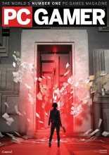 Control - новая игра Remedy украсила обложку свежего выпуска журнала PC Gamer