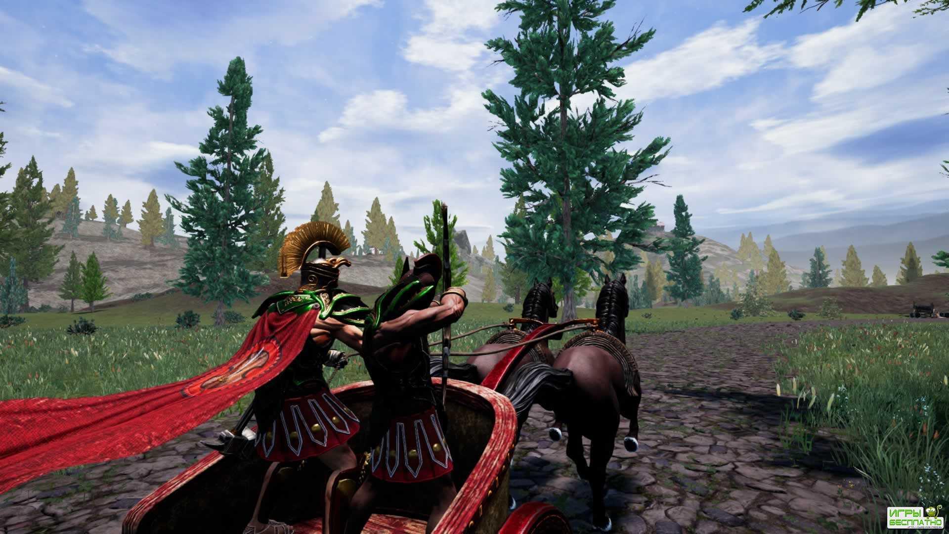 Zeus Battlegrounds GamePlay PC