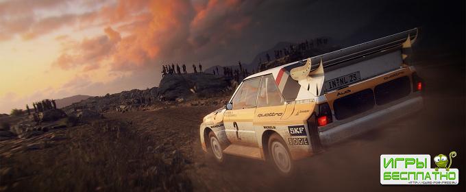 DiRT Rally 2.0 обзавелась первыми геймплейными демонстрациями