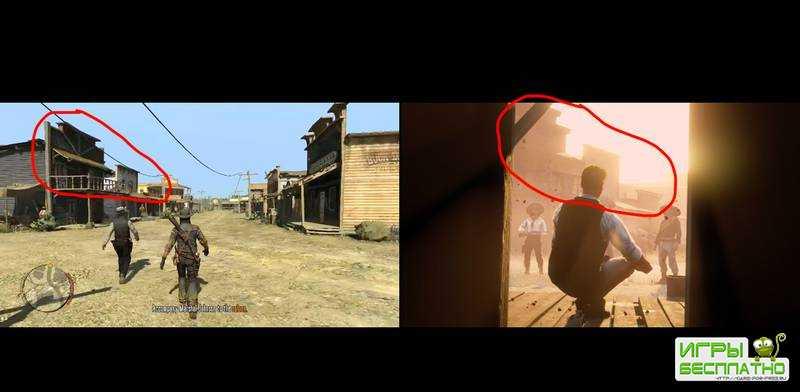 В Red Dead Redemption 2 возможно будет мир из первой части