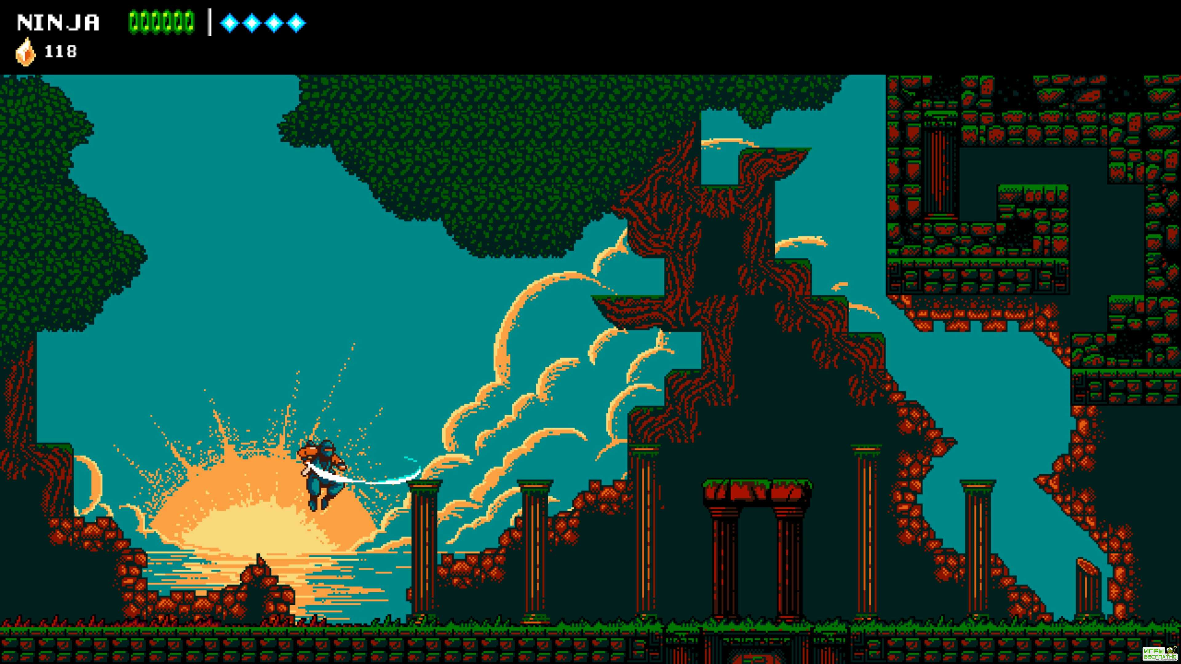 The Messenger GamePlay PC