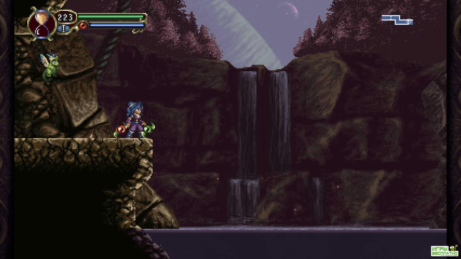 Timespinner GamePlay PC