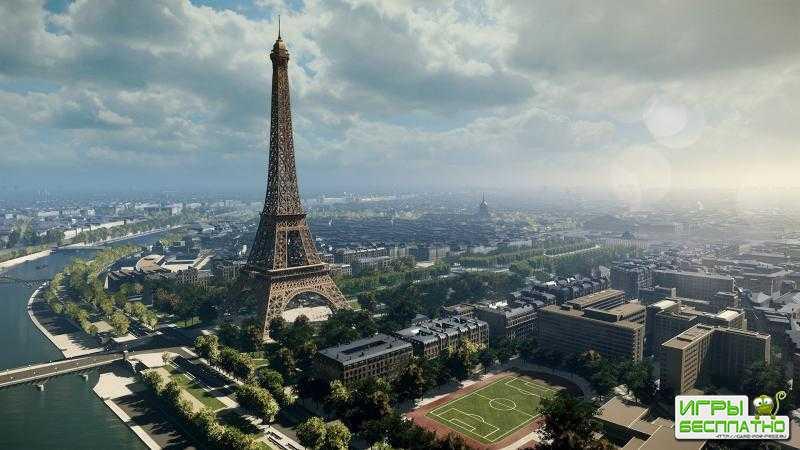 The Architect: Paris — реалистичный градостроительный симулятор Парижа