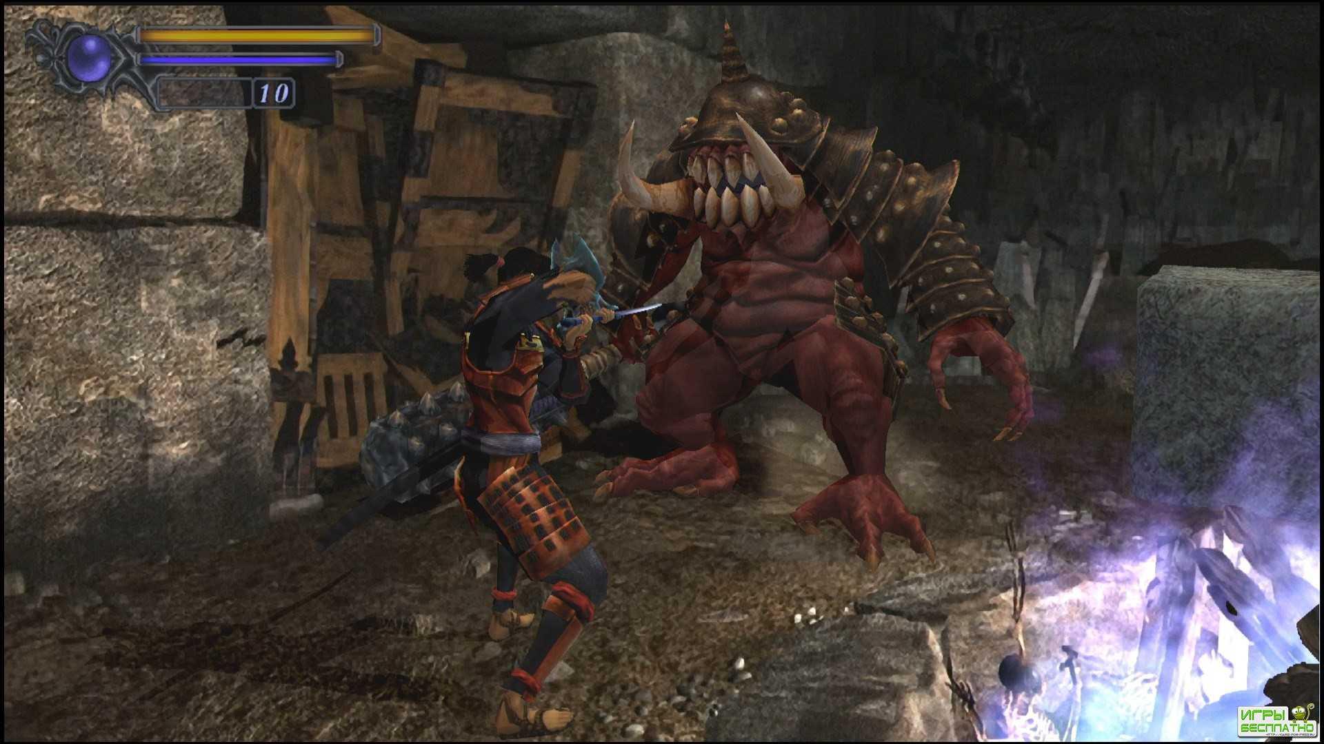 Onimusha: Warlords - опубликованы новые скриншоты ремастера игры для соврем ...