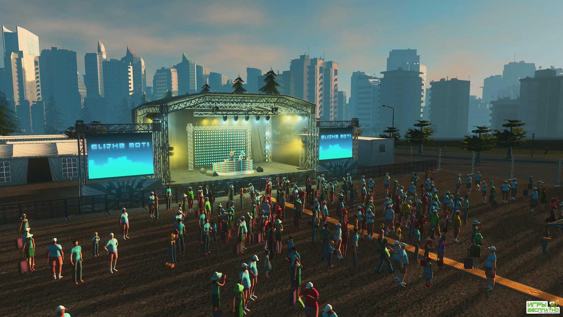 Анонсировано дополнение Industries для Cities: Skylines