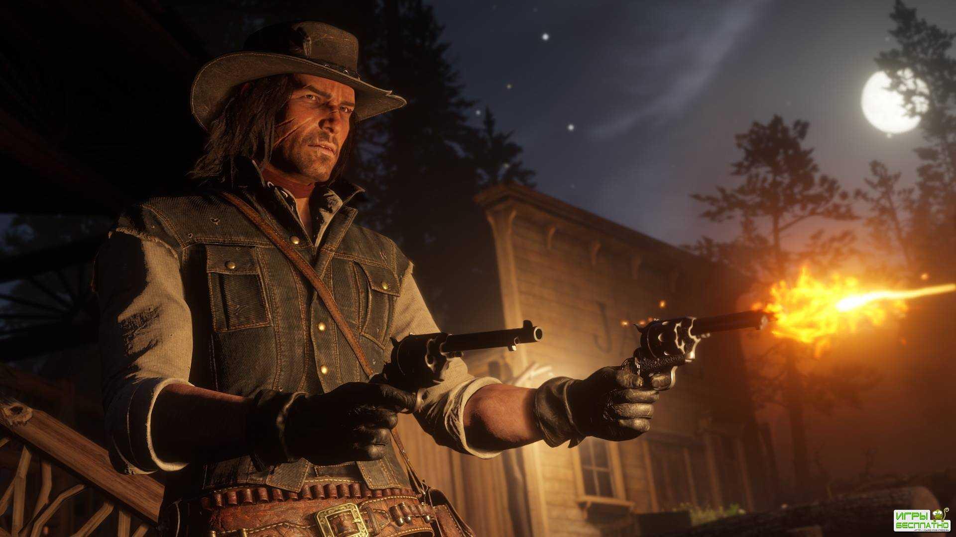 Главные цифры Red Dead Redemption 2: 1200 актёров, 2000 страниц сценария, 65 часов на прохождение
