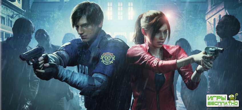 Capcom показала один из костюмов Resident Evil 2