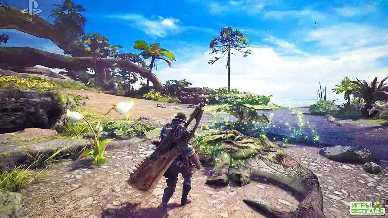 Monster Hunter World GamePlay PC