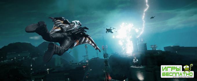 Just Cause 4 - представлен новый панорамный трейлер боевика в 4K-разрешении