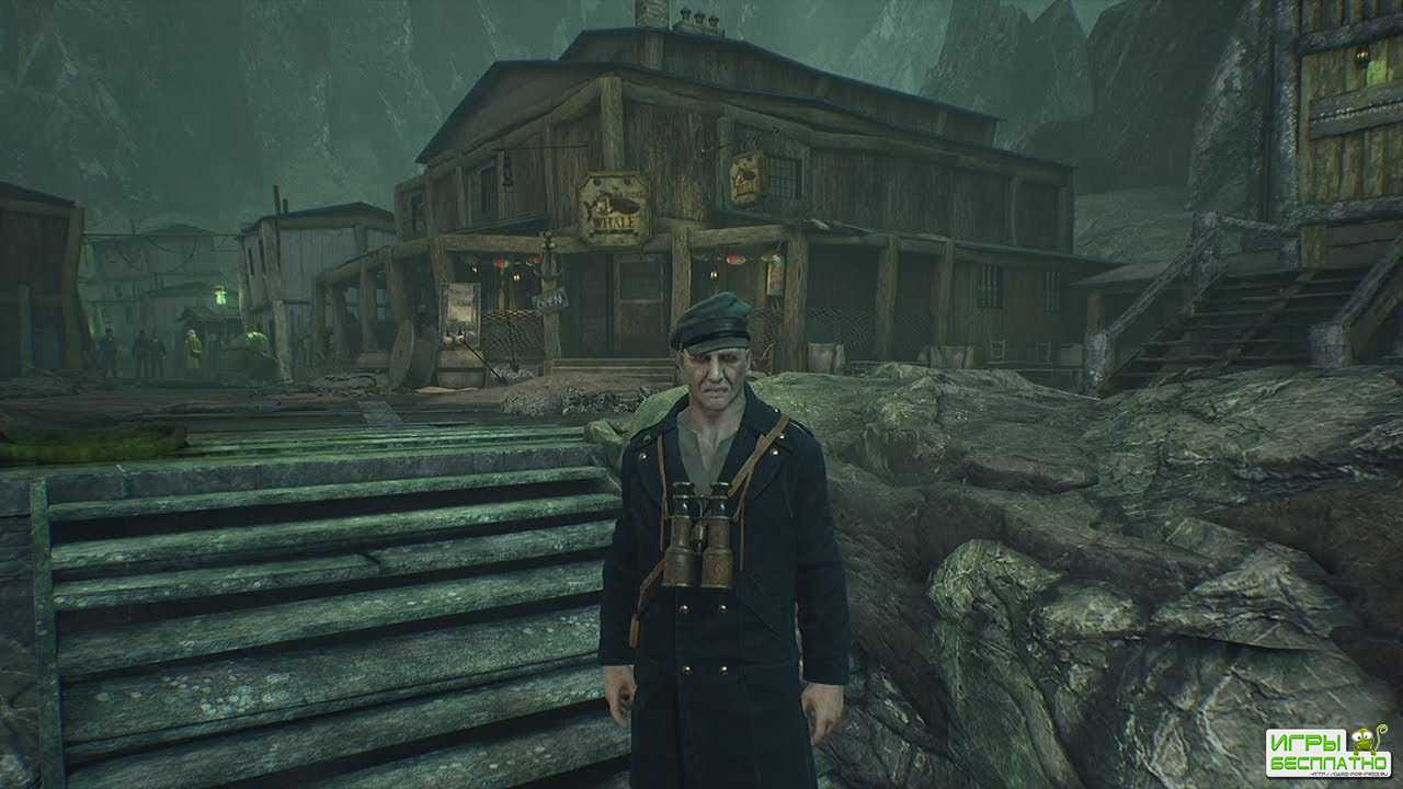 Call of Cthulhu GamePlay PC